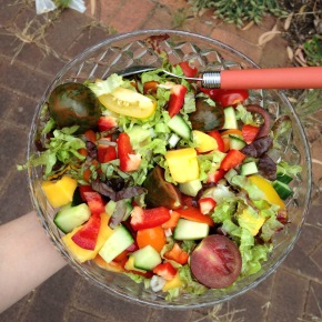 Joyful Summer Salad