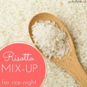 Risotto mix-up